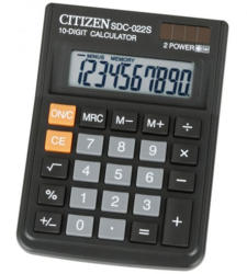 Citizen SDC-022