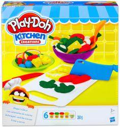 Hasbro Play-Doh Kitchen Creations: szeletelő készlet (B9012)