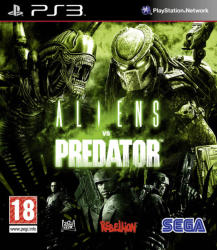 SEGA Aliens vs Predator (PS3)