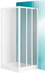 Roltechnik SANIPRO LINE LD3+LSB 80x90 cm szögletes