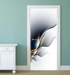 Арт Декорация Стикер за врата модел 0141