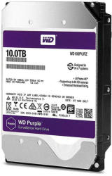 Western Digital Purple 3.5 10TB 5400rpm 256MB SATA3 WD100PURZ