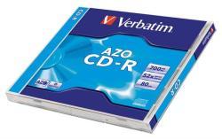Verbatim CD-R 700MB 52x Crystal AZO
