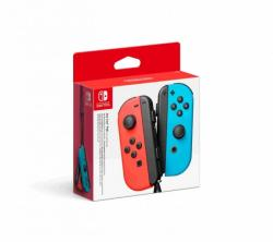Nintendo Switch Joy-Con Pair Snipperclips Neon-Red/Blue