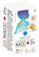 Bio Sun Line Nacc + zn 20cpr BIO SUN LINE