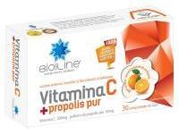 Bio Sun Line Vitamina c + propolis pur 30cpr BIO SUN LINE