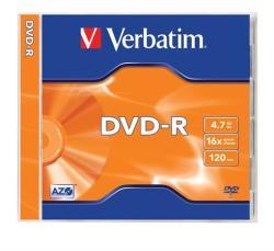 Verbatim DVD-R 4.7GB 16x AZO