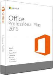 Microsoft Office Professional Plus 2016 79P-05552