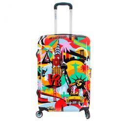 BG Berlin American L - nagy bőrönd (BG003-03-136-28)