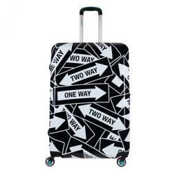 BG Berlin Allways M - közepes bőrönd (BG003-03-131-24)