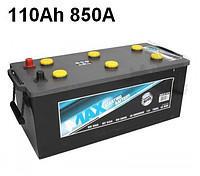 4MAX 110Ah 850A Jobb+