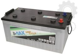 4MAX EFB Deep Cycle 230Ah 1300A Jobb+
