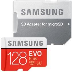 Samsung MicroSDXC EVO Plus 128GB UHS-I Class 10 MB-MC128GA/EU