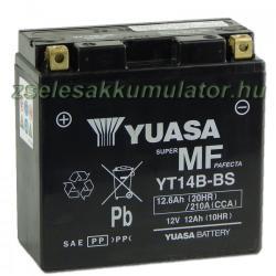 YUASA AGM 12V 12Ah YT14B-4