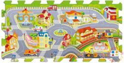 Trefl A városban 8 db-os oktató szivacs puzzle (60696)