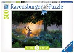 Ravensburger Nature Edition - Varázslatos fény 500 db-os (14719)