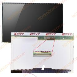 Sharp LQ154K1LBLC kompatibilis fényes notebook LCD kijelző