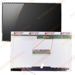 Sharp LQ154K1LH1C kompatibilis fényes notebook LCD kijelző