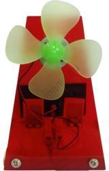 AREXX Napelemes szolár ventilátor építőkészlet (WTR-VENT)