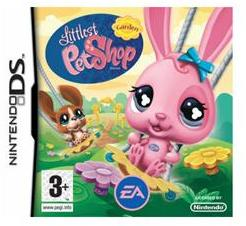 Electronic Arts Littlest Pet Shop Garden (Nintendo DS)