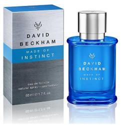 David Beckham Made of Instinct EDT 50ml