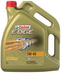 Castrol EDGE TD Titanium FST 5W-40 5L