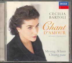 DECCA Cecilia Bartoli: Chant d'amour