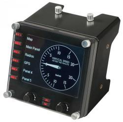 Logitech PRO Flight Instrument Panel 945-000008