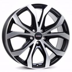 ALUTEC W10 racing-black front polished CB66.5 5/112 19x8.5 ET28