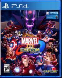 Capcom Marvel vs. Capcom Infinite (PS4)