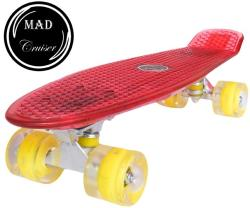 Sportmann Penny Board Mad Cruiser Full LED (SM2073)