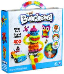 Spin Master Bunchems! Mega Pack színes formázó készlet 400 db-os