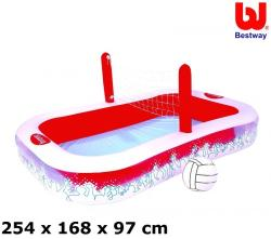 Bestway Röplabdás medence 254x168x97cm (54125)