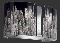 Falmec Mirabilia Round Manhattan 85cm [Isola]