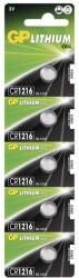 GP Batteries CR1216 (5)