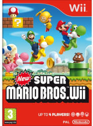 Nintendo New Super Mario Bros. Wii (Wii)