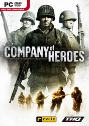 THQ Company of Heroes (PC)