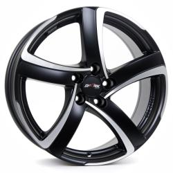 ALUTEC SHARK racing-black front polished CB57.1 5/100 15x6 ET40