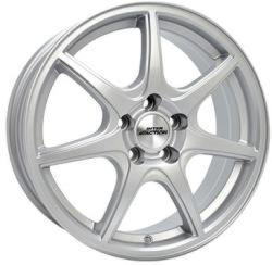 Inter Action ICE SILVER CB56.6 5/105 15x6 ET38