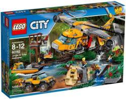 LEGO City - Dzsungel utánpótlás-szállító helikopter (60162)