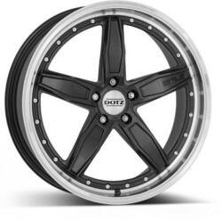 DOTZ SP5 dark CB70.1 5/112 19x8 ET35