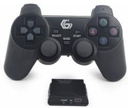 Gembird Dual vibration gamepad wireless (JPD-WDV-01)