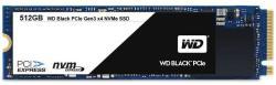 Western Digital Black 512GB M.2 PCIe WDS512G1X0C
