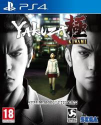 SEGA Yakuza Kiwami [Steelbook Edition] (PS4)