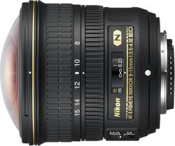Nikon AF-S 8-15mm f/3.5-4.5E ED (JAA831DA) Obiectiv aparat foto