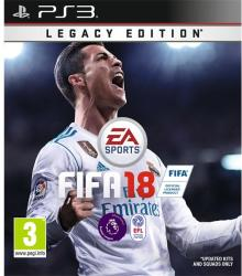 Electronic Arts FIFA 18 (PS3)