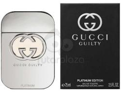 Gucci Guilty Platinum Edition EDT 75ml