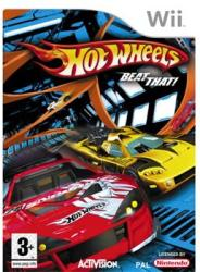 Activision Hot Wheels: Beat That! (Nintendo Wii)