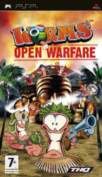 THQ Worms (PSP)