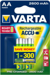 VARTA Ready2Use AA 2600mAh (2) (5716101402)